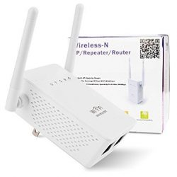 Wireless-N AP/Repeater/Router